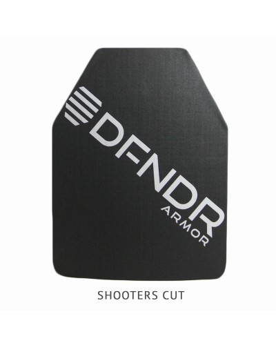 DFNDR Armor Level III++ Rifle Plate