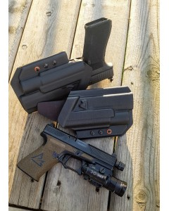 The ONE Glock Holster - Gray Fox Strategic